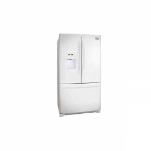 Frigidaire 25.8 cu. ft. French Door Refrigerator White