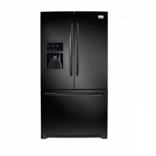 Frigidaire 25.8 cu. ft. French Door Refrigerator Black