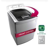 4.5 CU. FT. ULTRA LARGE CAPACITY TOP LOAD WASHER WITH FRONT CONTROL DESIGN AND WAVEFORCE™ TECHNOLOGY