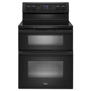 Whirlpool 6.7 Total cu. ft. Double Oven Electric Range with AccuBake system