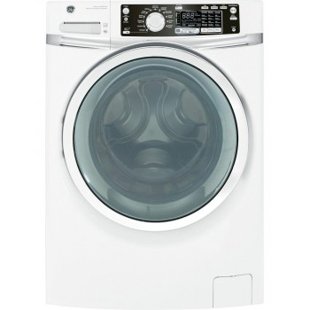 4.5 cu. ft. DOE Front Load Washer with Steam in White, Plus ENERGY STAR