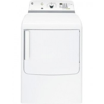 7.8 cu. ft. Electric Dryer in White