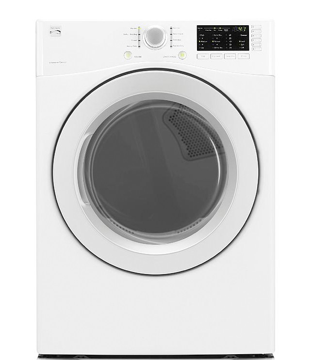 Kenmore  7.3 cu. ft. Electric Dryer w/ Sensor Dry - White