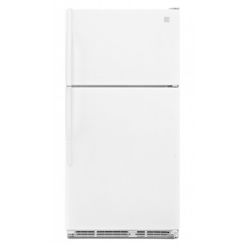 Kenmore  21.0 cu. ft. Top-Freezer Refrigerator, White  ENERGY STAR®