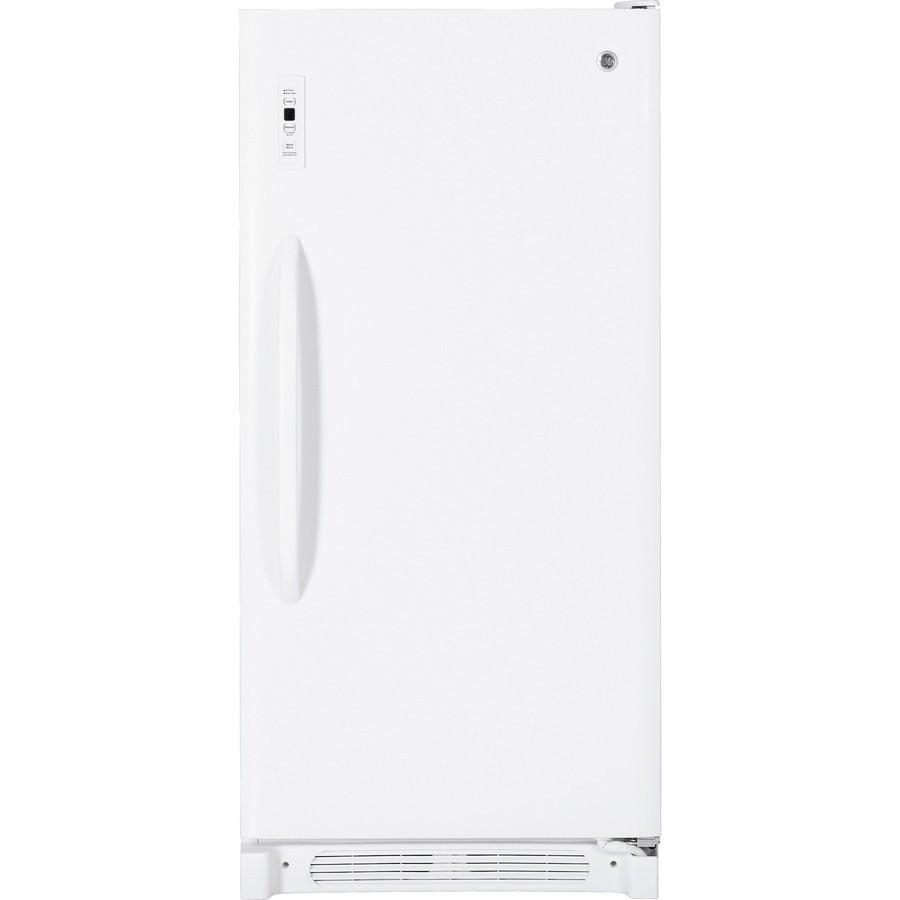 GE 13.7-cu ft Upright Freezer