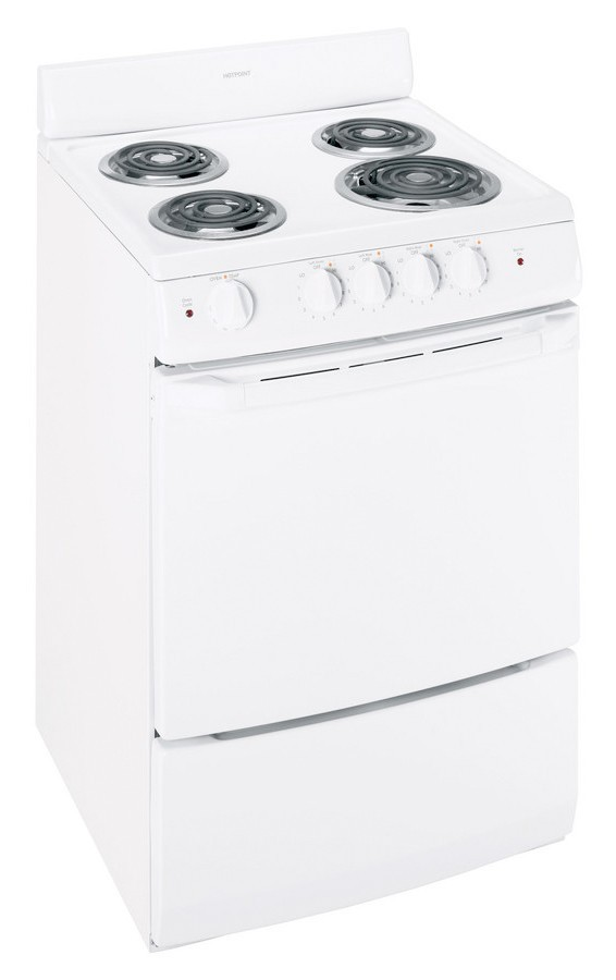 Hotpoint Freestanding 3-cu ft Electric Range