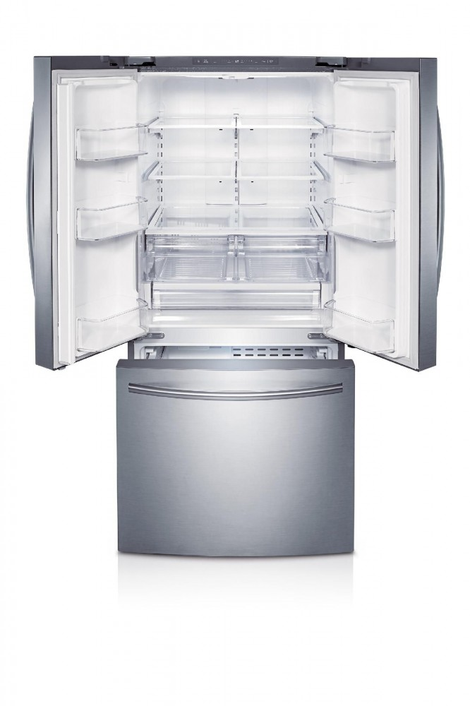 Samsung 22 Cu Ft French Door Refrigerator Stainless