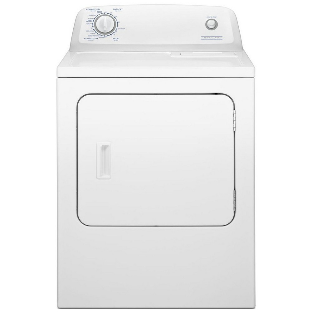 Crosley 6.5 Cu. Ft. White Electric Dryer