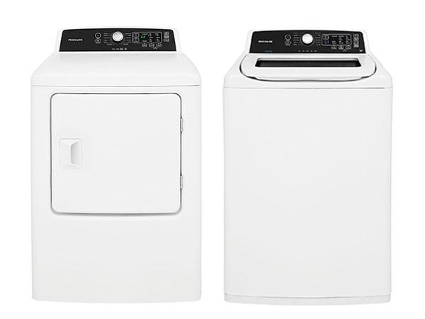 Frigidaire High Efficiency Washer Dryer He Washer Dryer