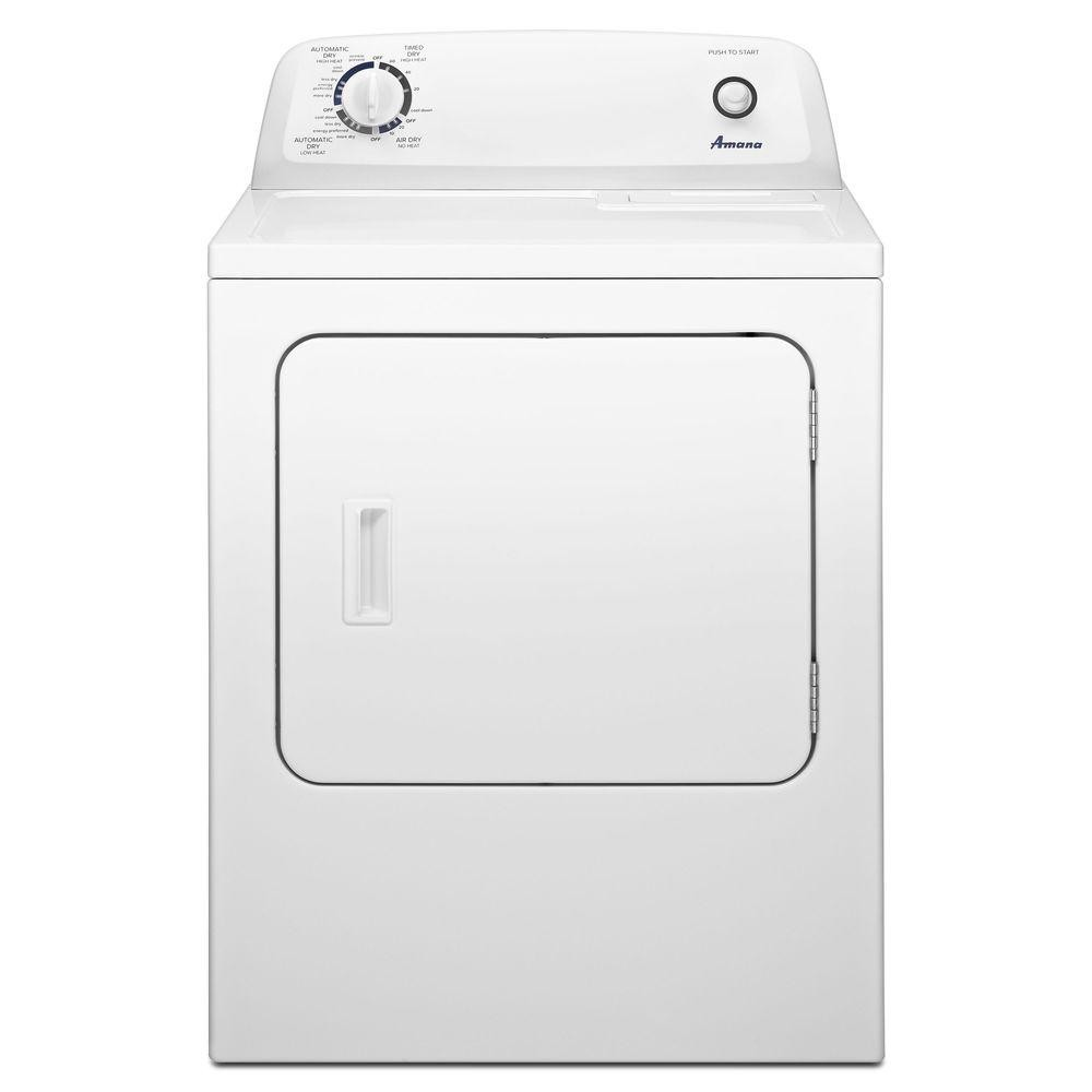 Amana 6.5 cu ft Dryer