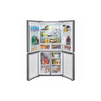 Frigidaire Fourdoor Stainless Steel Refrigerator