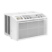 LG 5k BTU 115-Volt Window Air Conditioner in White