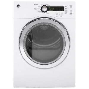 4.0 Cu Ft Electric Dryer - White