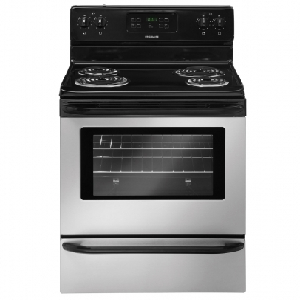 Self Clean Electric Range - Stainless