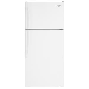 15' Top Freezer Refrigerator - White