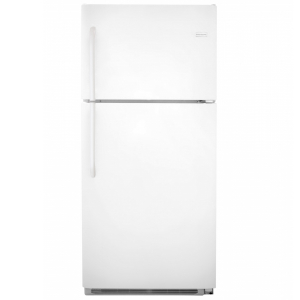 21' Top Freezer Refrigerator - White
