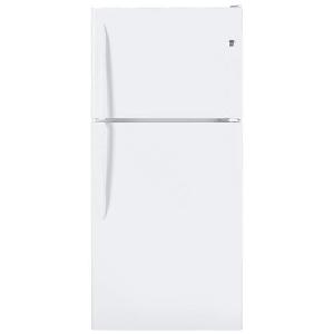 20' Top Freezer Refrigerator - White