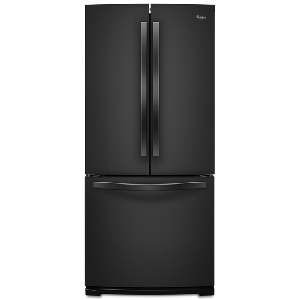 20' French Door BM Refrigerator - Black