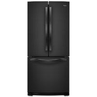 20' French Door BM Refrigerator - Black