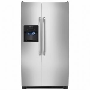 26' Dispenser Refrigerator - Stainless