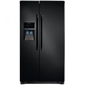 26' Dispenser Refrigerator - Black
