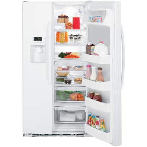 26' Dispenser Refrigerator - White