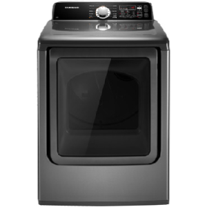 7.3 Cu Ft Electric Dryer - Stainless