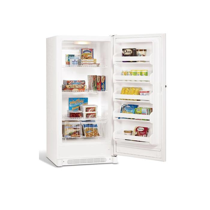 13.7 cu. ft. Capacity Freezer