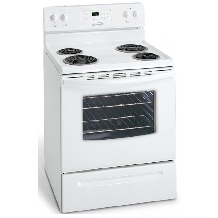 5.3 cu. ft. oven capacity Electric Range