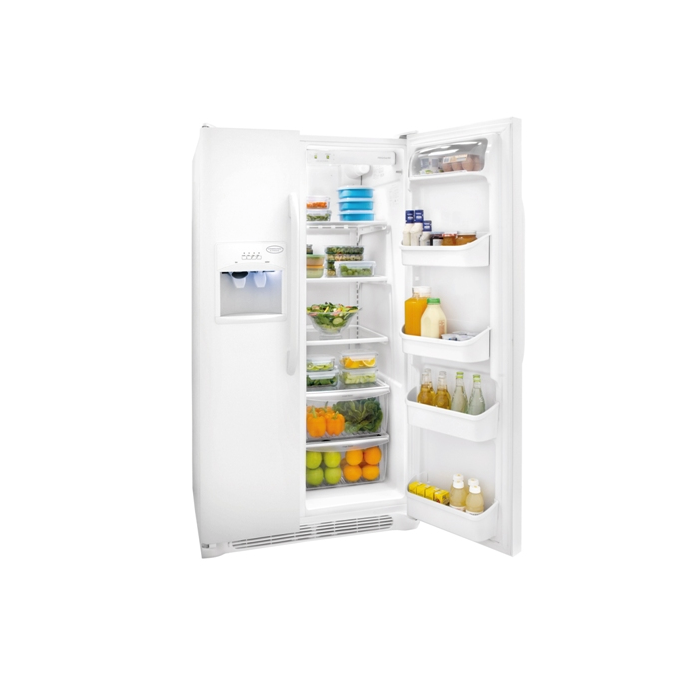 25.8 cu. ft Side by Side Refrigerator
