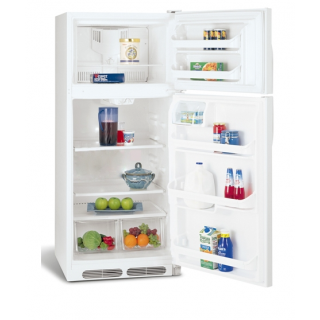 18 cu ft Top Mount Refrigerator