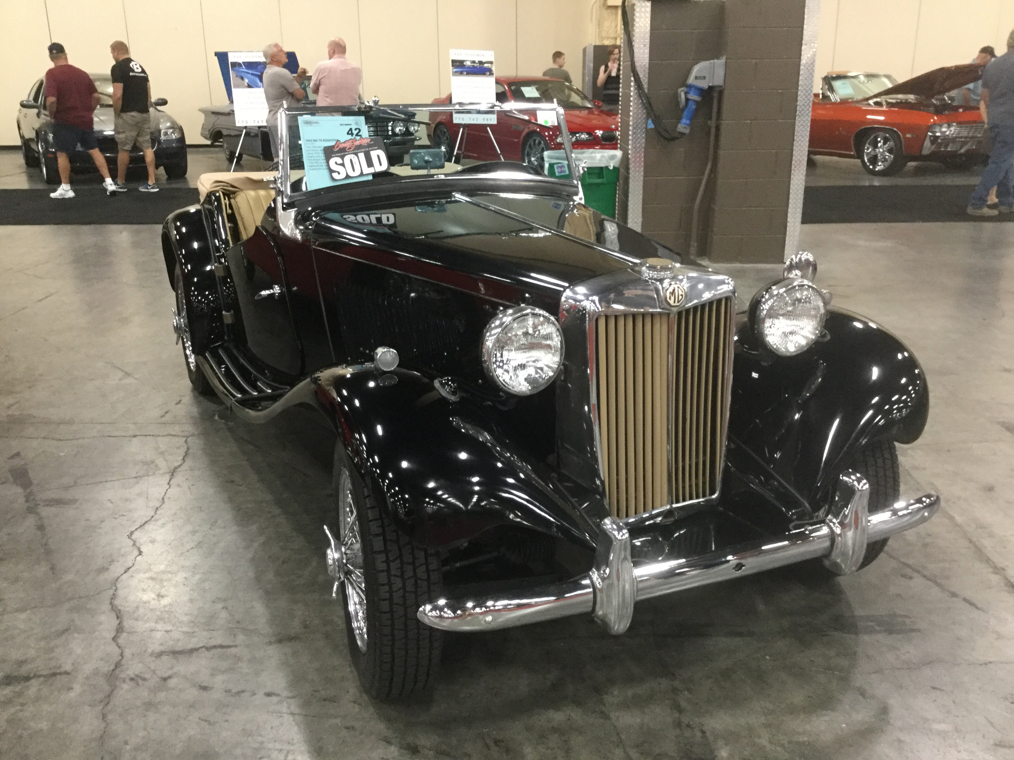 1950 Mg Td Values Hagerty Valuation Tool