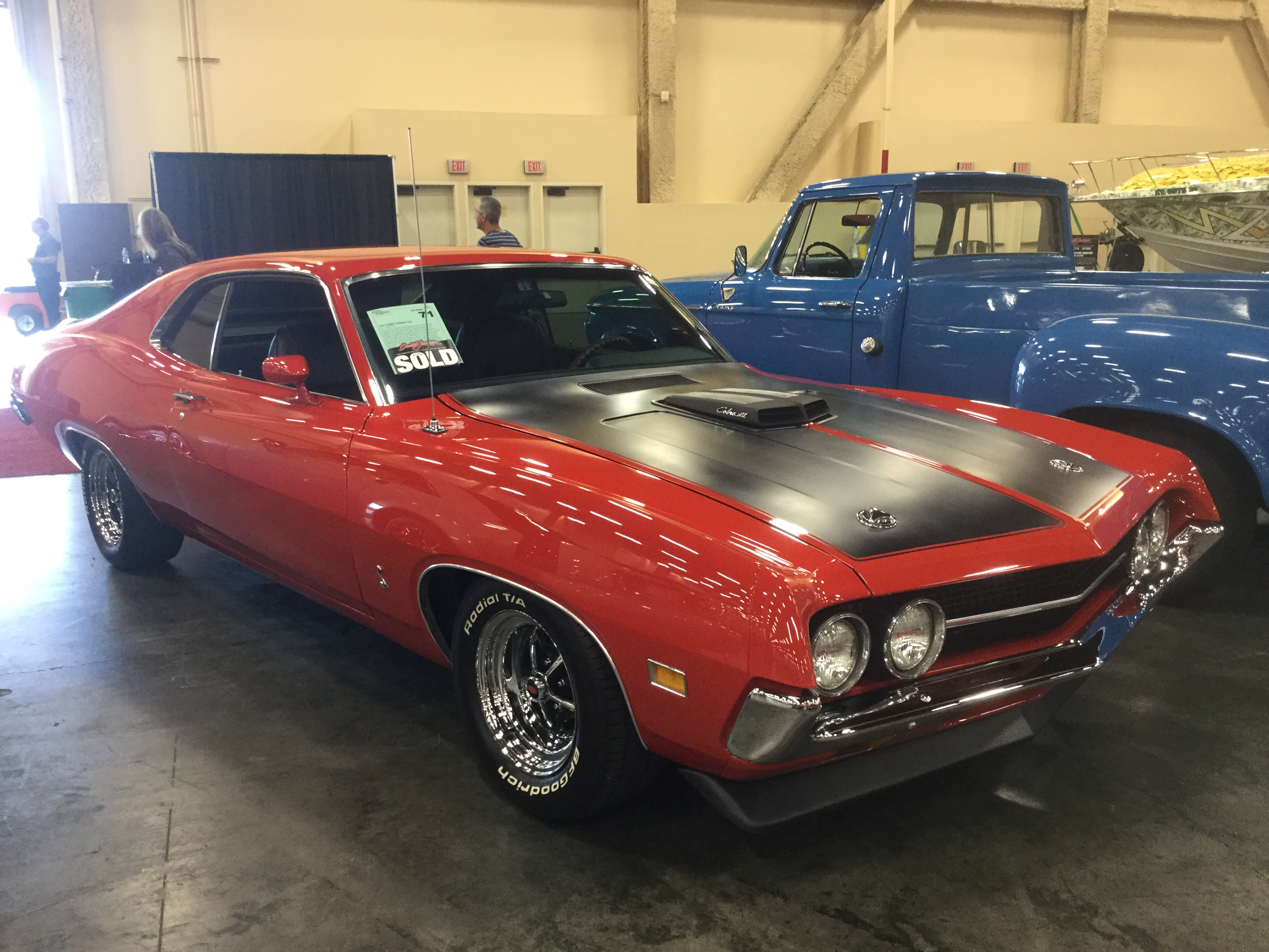 1971 Ford Torino Values Hagerty Valuation Tool 1970 Gt Fastback 500 Hardtop Coupe 8 Cyl 351cid 285hp 4bbl