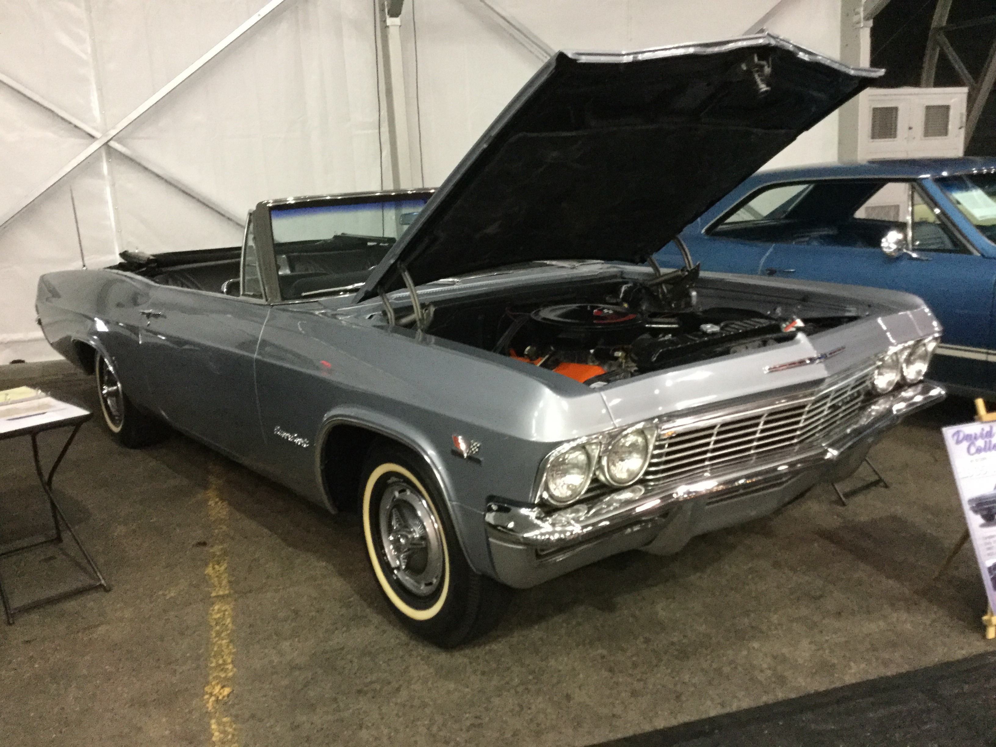 1965 Chevrolet Impala Values Hagerty Valuation Tool Wiring Diagram For 6 And V8 Biscayne Belair Part 1 Ss Convertible