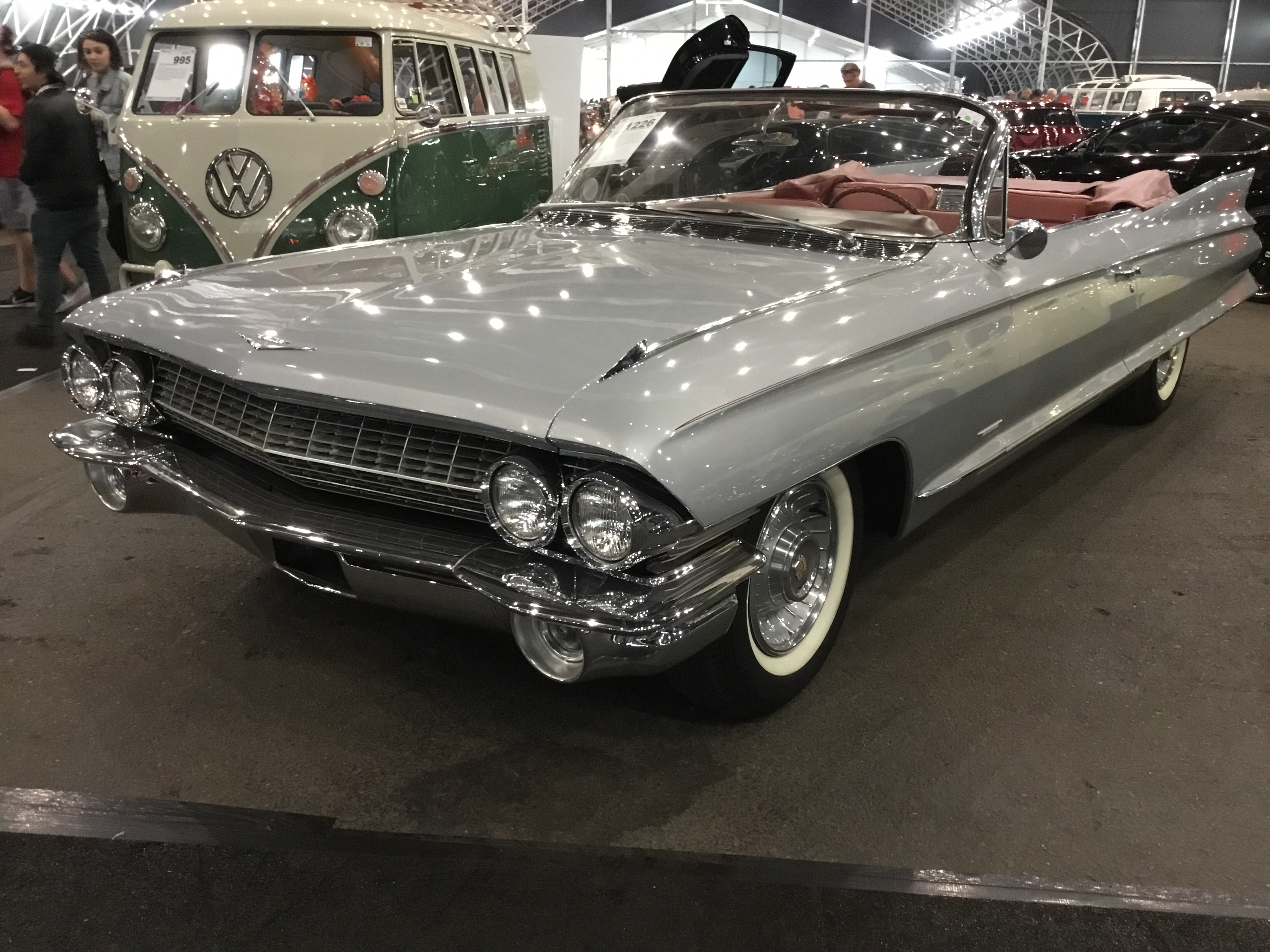 1961 Cadillac Series 62 Values Hagerty Valuation Tool Fleetwood Engine Convertible
