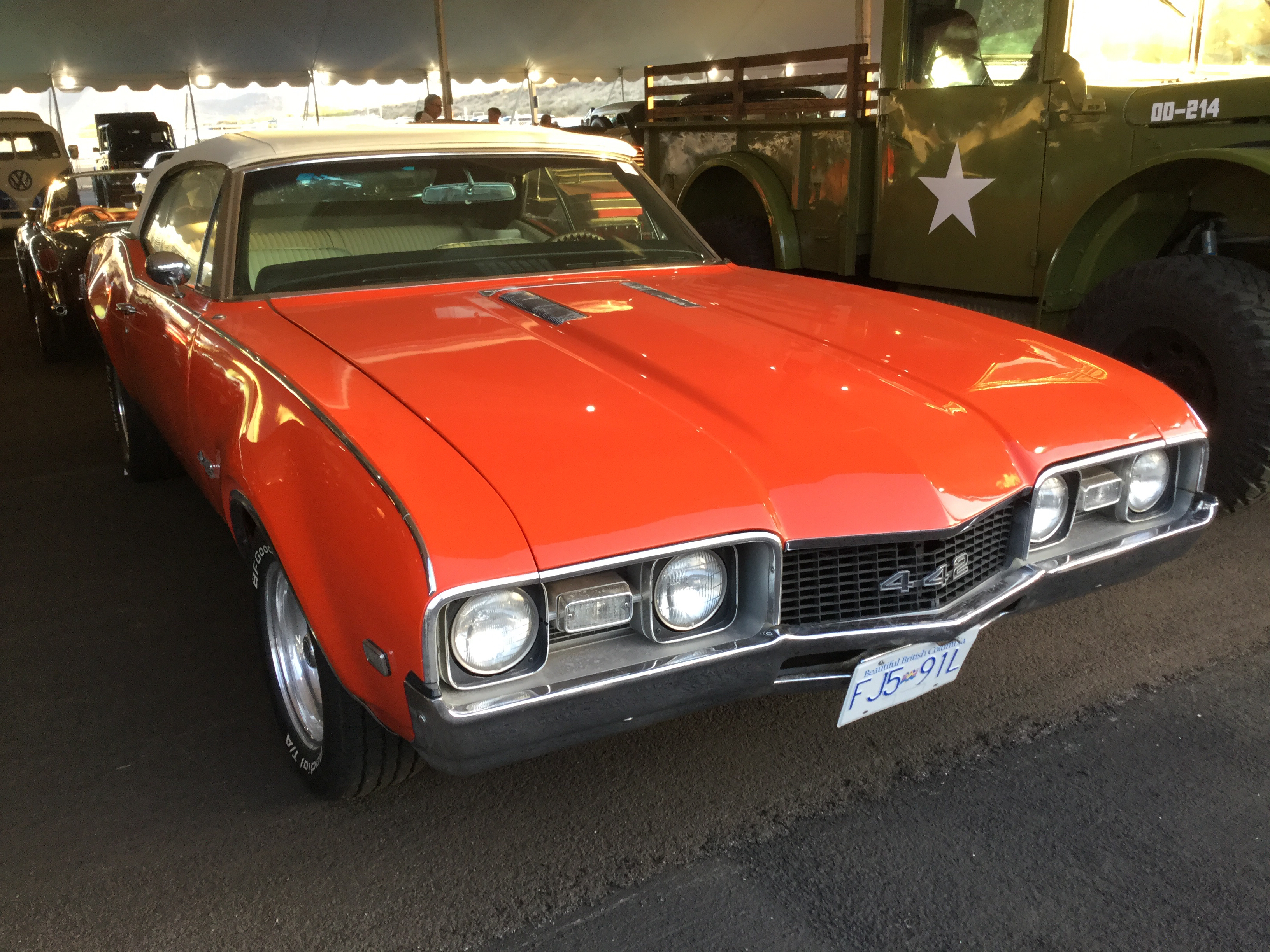 1968 Oldsmobile 4-4-2 Values | Hagerty Valuation Tool®