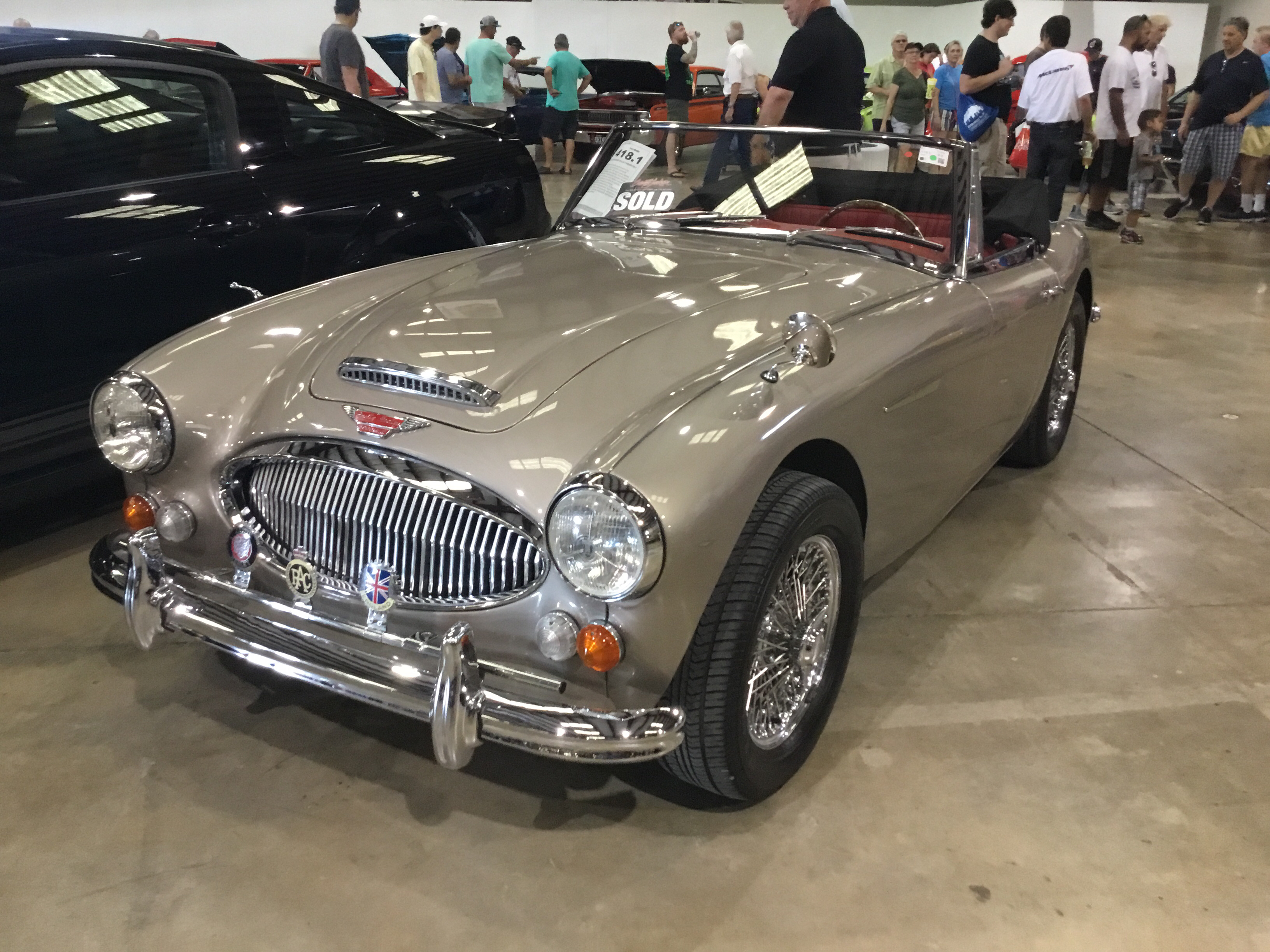 Austin Healey For Sale >> 1967 Austin Healey 3000 Mk Iii Bj8 Ph2 Values Hagerty Valuation Tool