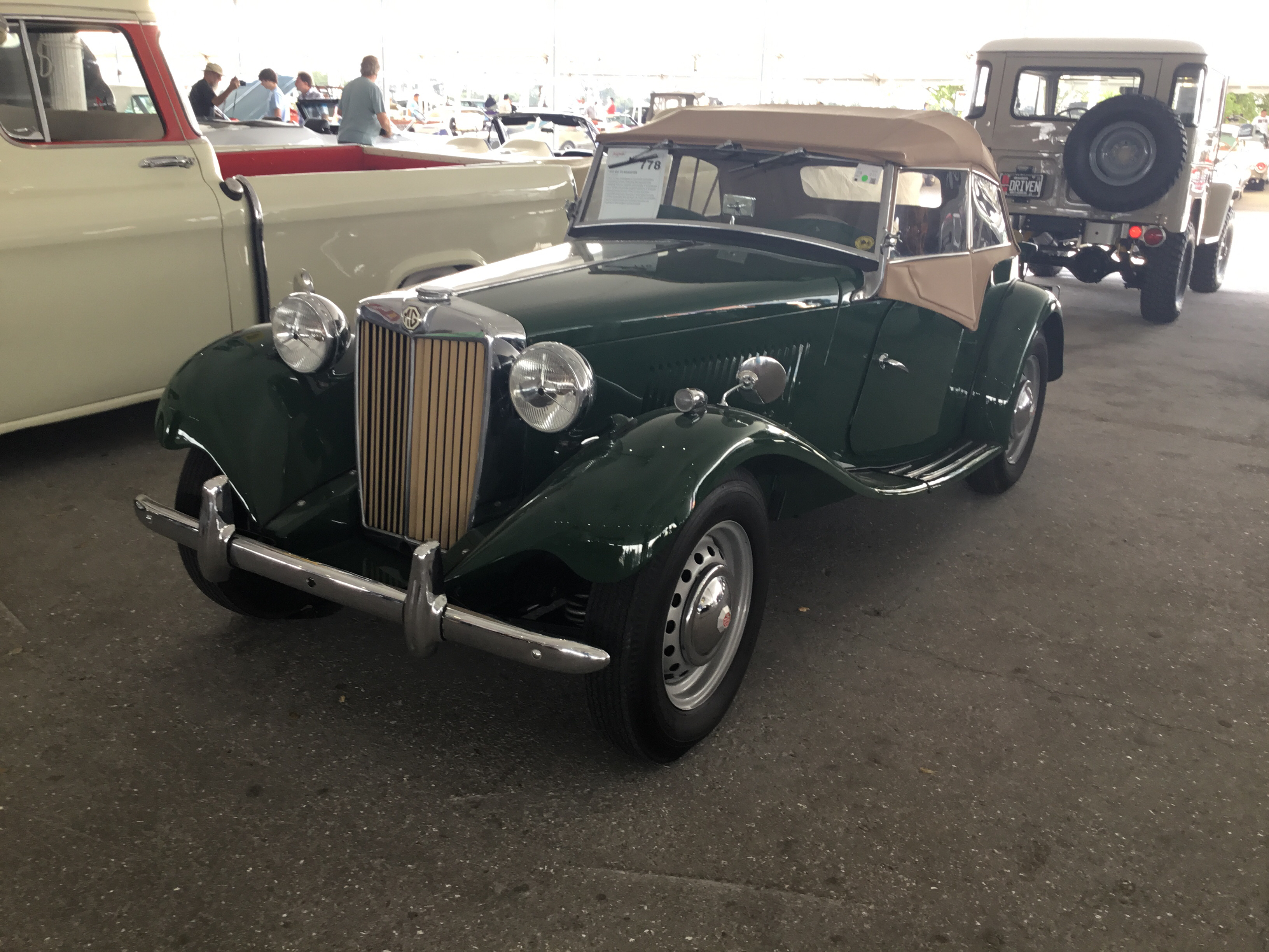 1953 Mg Td Values Hagerty Valuation Tool
