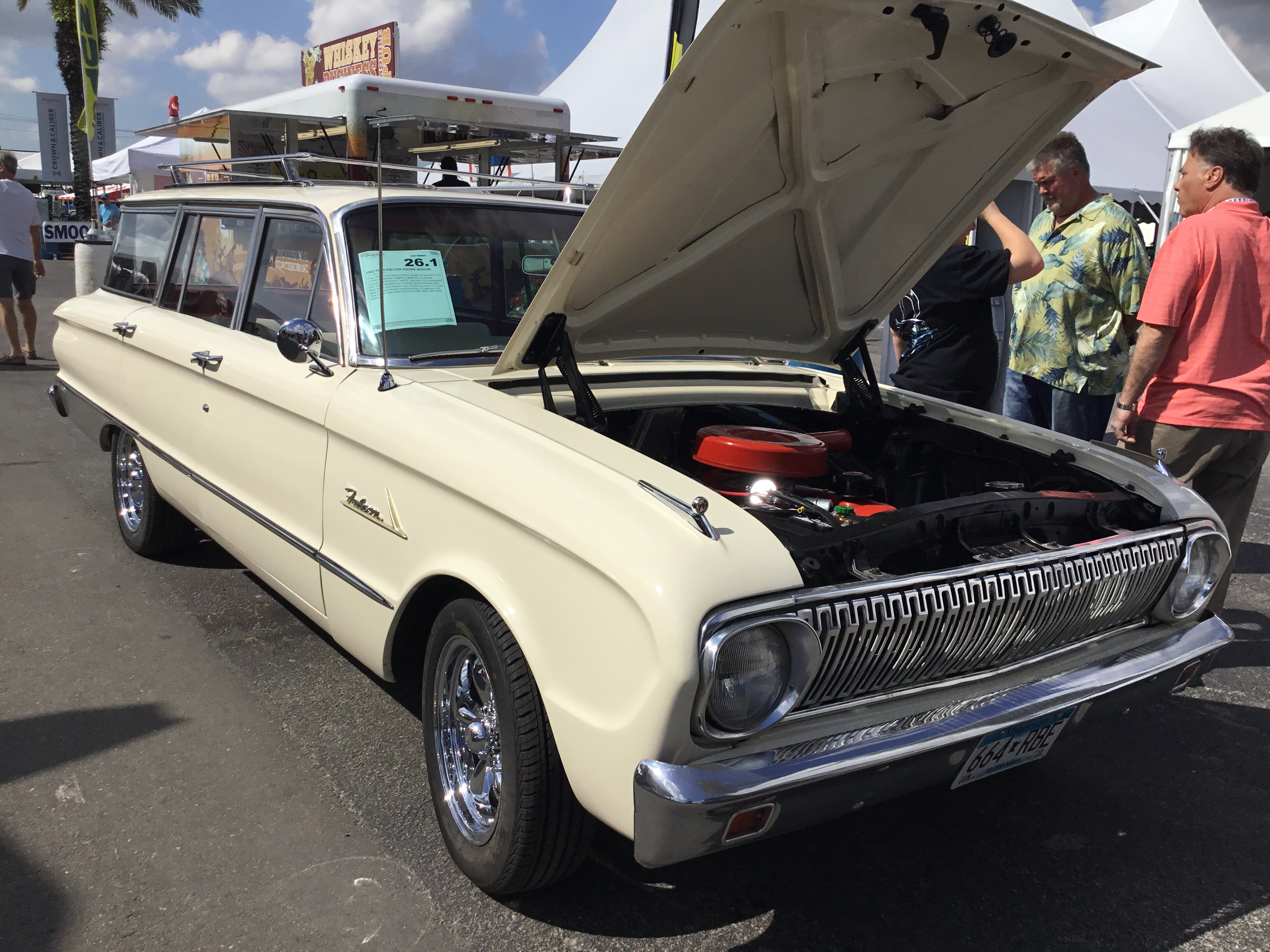 1960 Ford Falcon Values | Hagerty Valuation Tool®