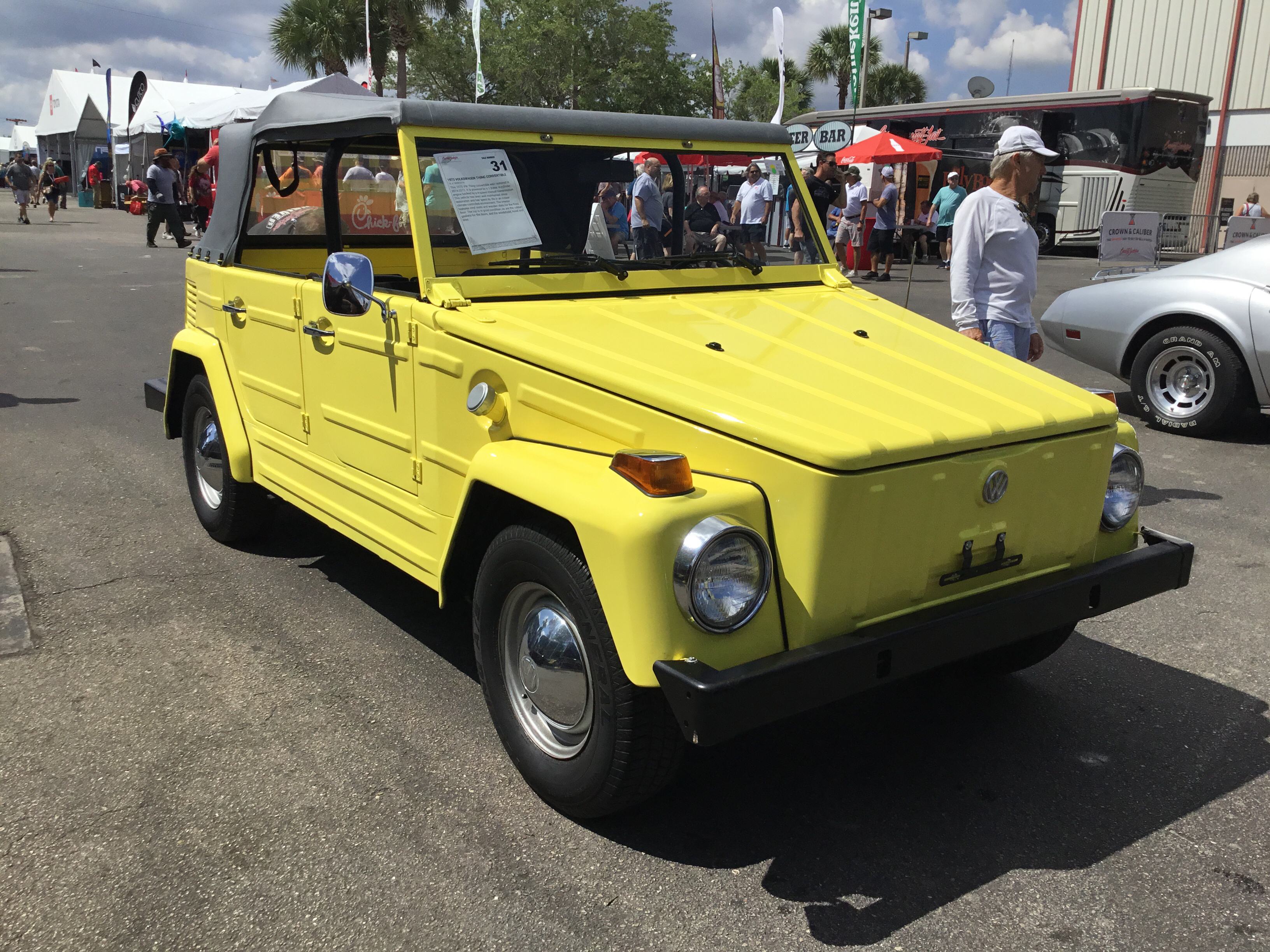 1972 Volkswagen 181 Thing Values | Hagerty Valuation Tool®