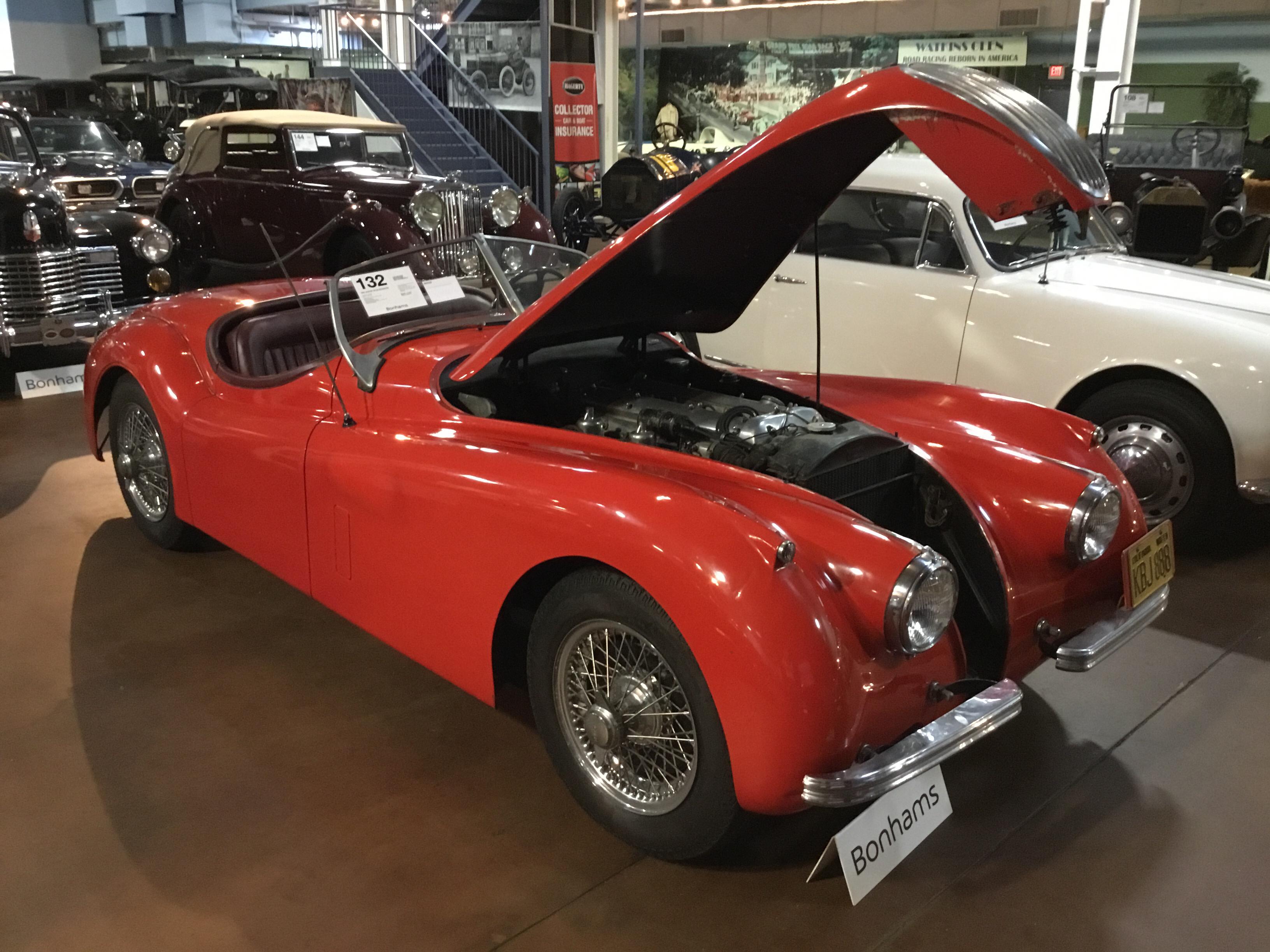 1953 jaguar xk 120 values | hagerty valuation tool®