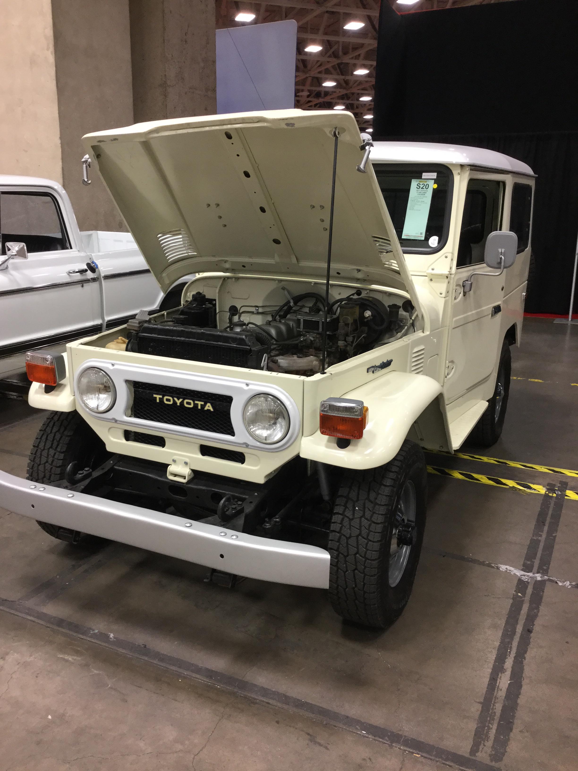 1975 Toyota Land Cruiser Fj40v Values Hagerty Valuation Tool 1960s Options 1977 Hardtop 4x4