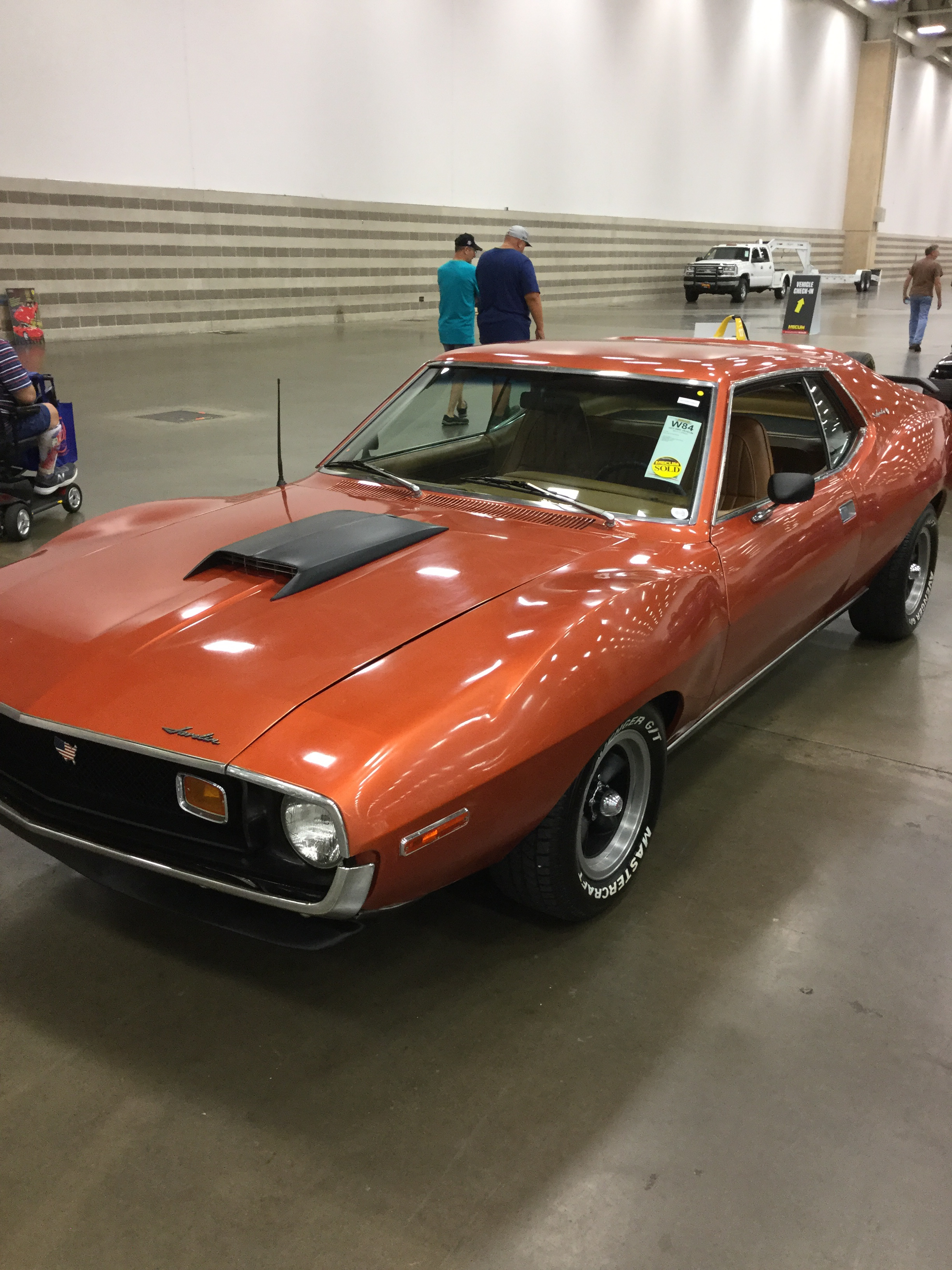 1969 American Motors Javelin Values Hagerty Valuation Tool