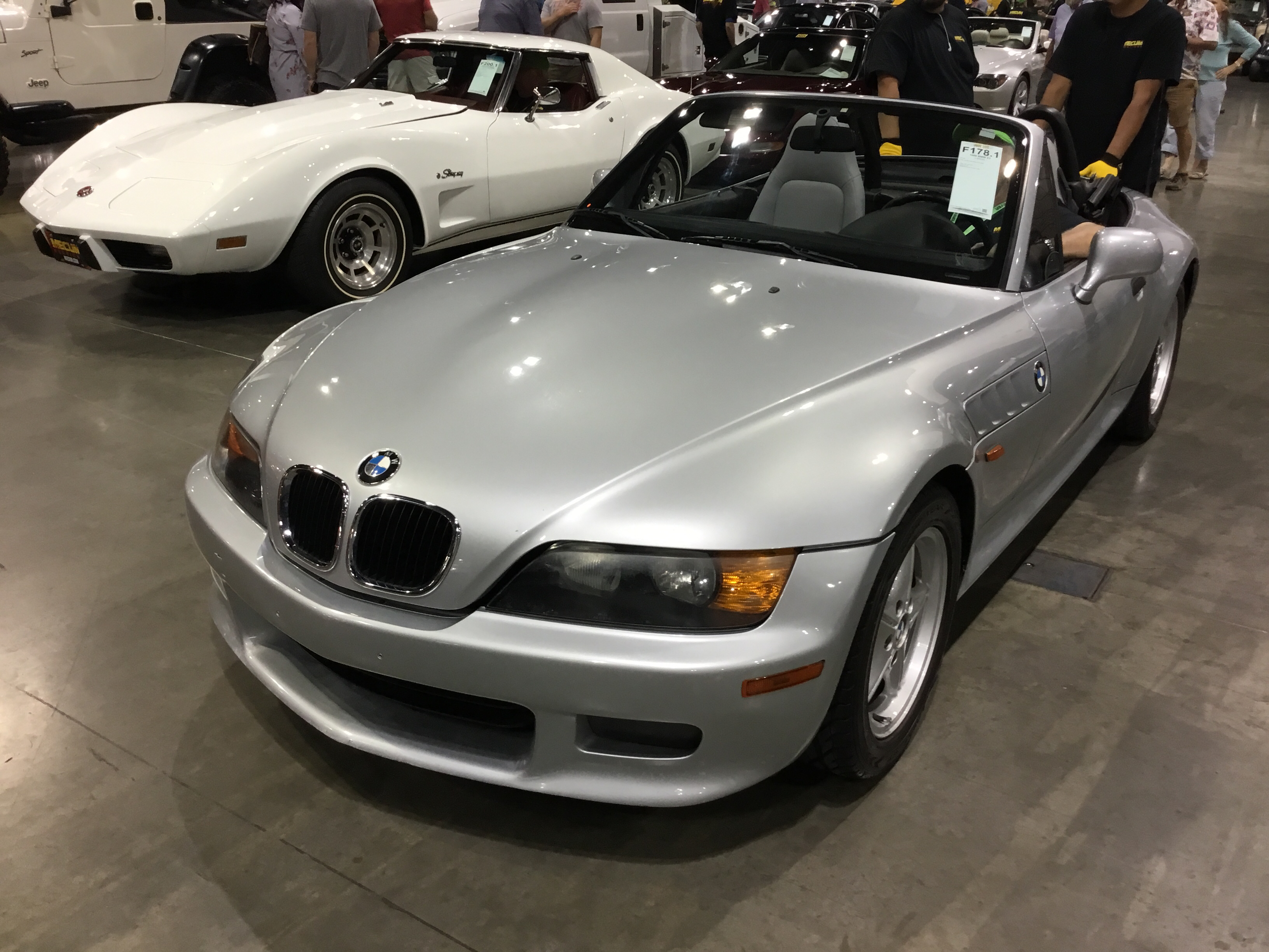 1999 Bmw Z3 Values Hagerty Valuation Tool