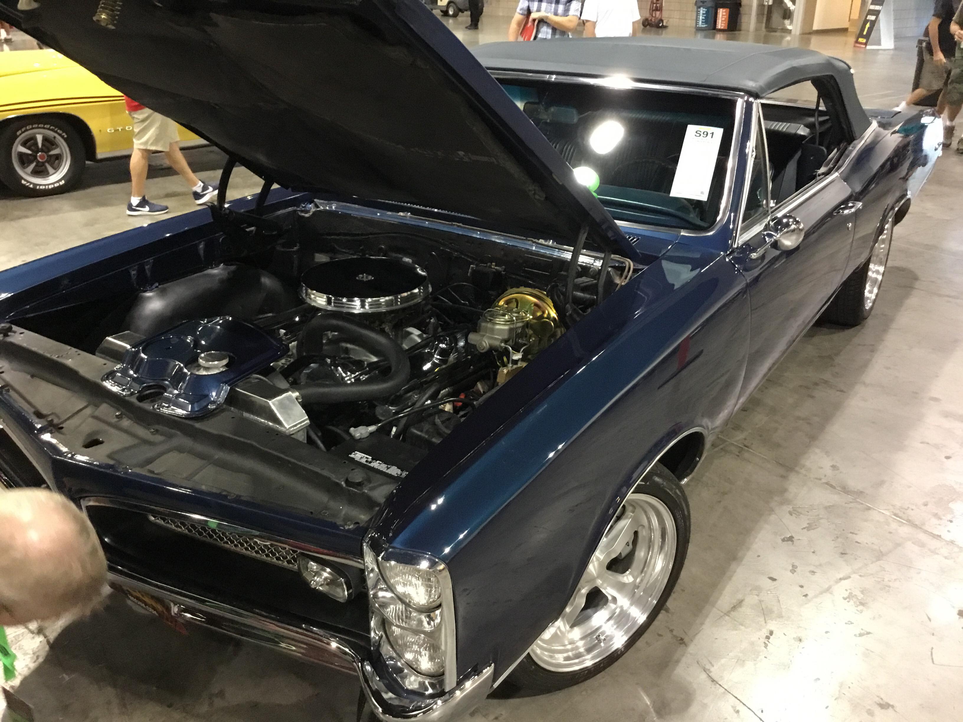 1967 Pontiac Gto Values Hagerty Valuation Tool