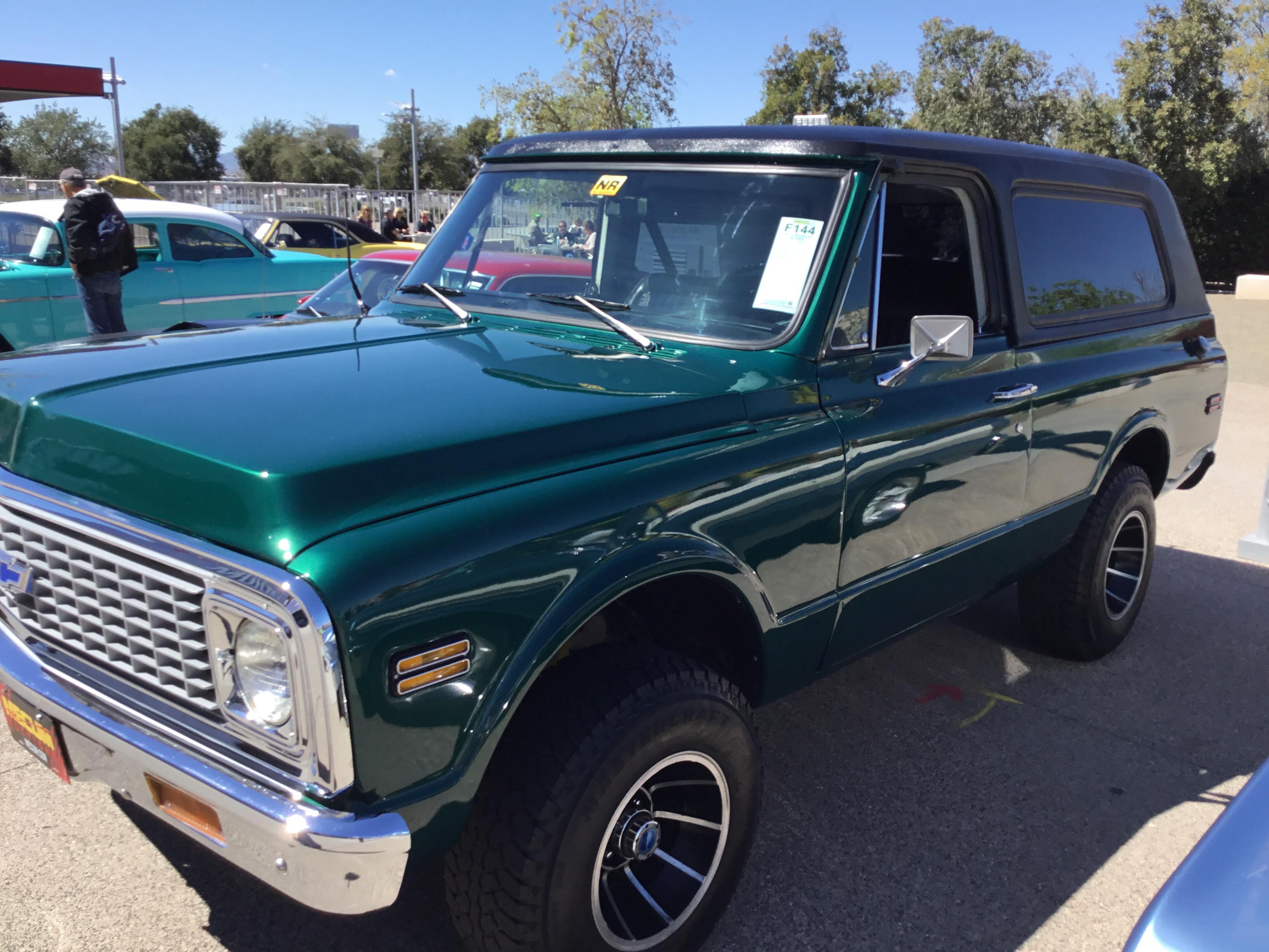 1971 Chevrolet K5 Blazer 1/2 Ton Values | Hagerty Valuation Tool®