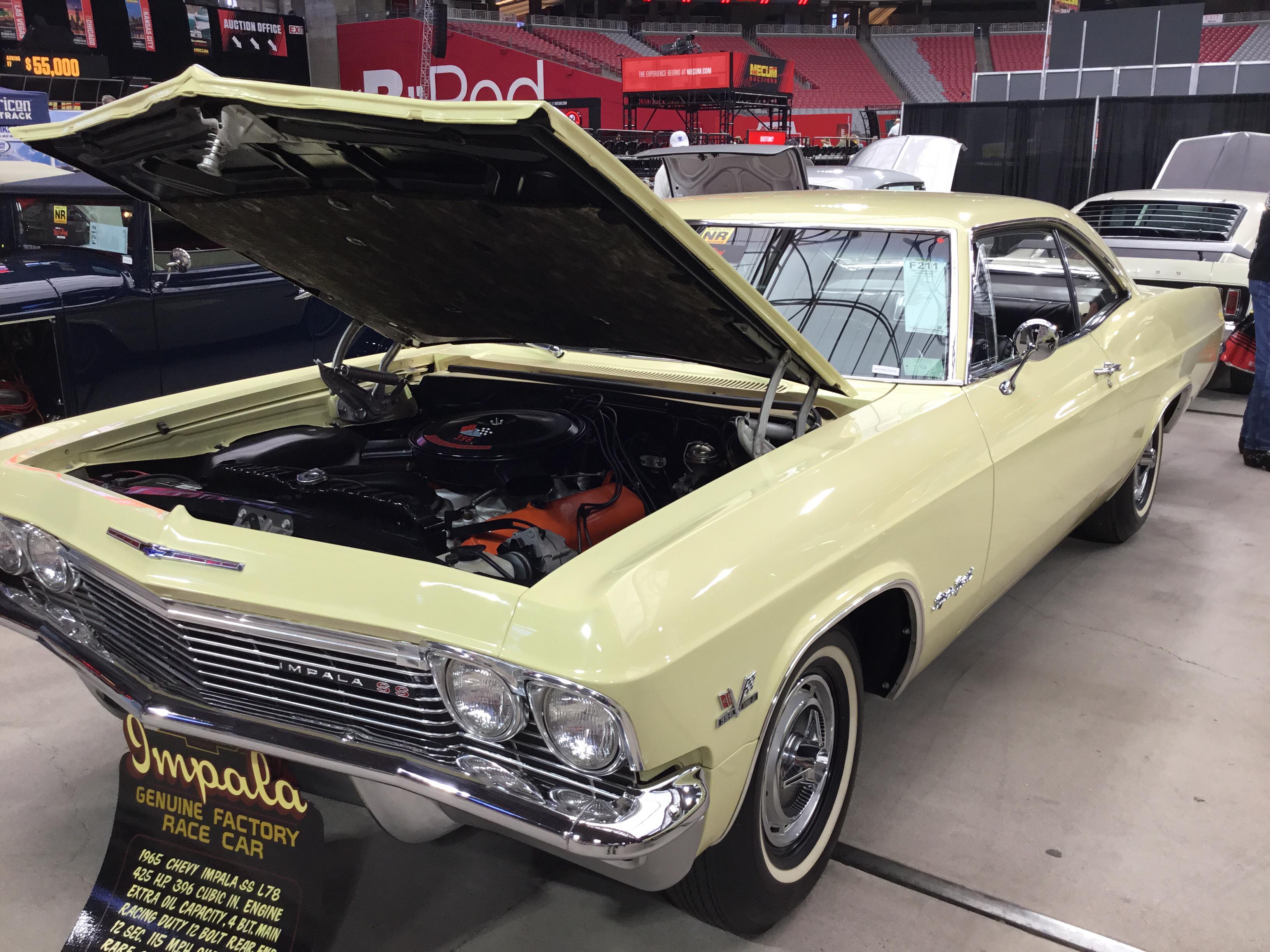 1965 Chevrolet Impala Values Hagerty Valuation Tool