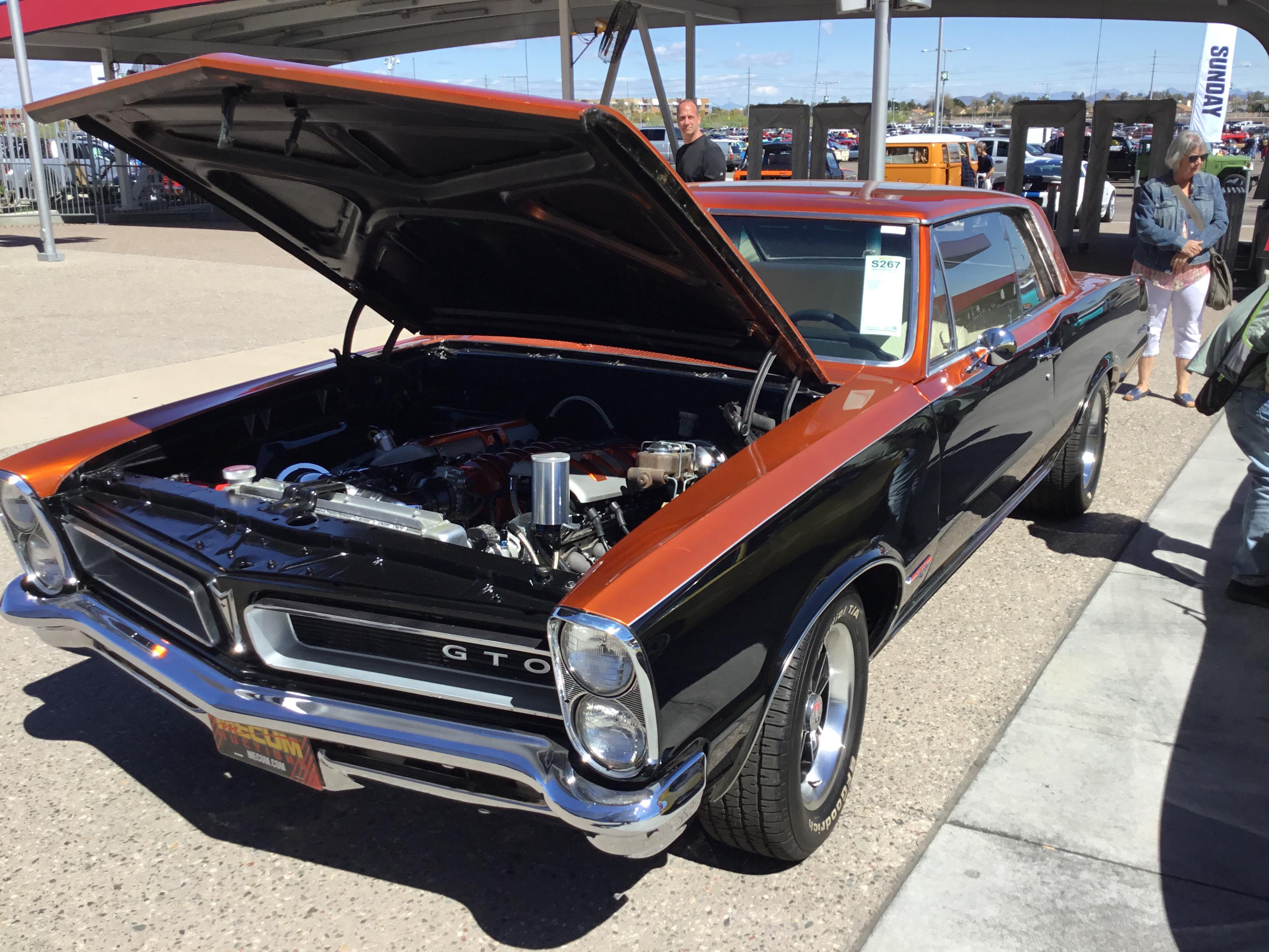 1965 Pontiac Lemans Values Hagerty Valuation Tool