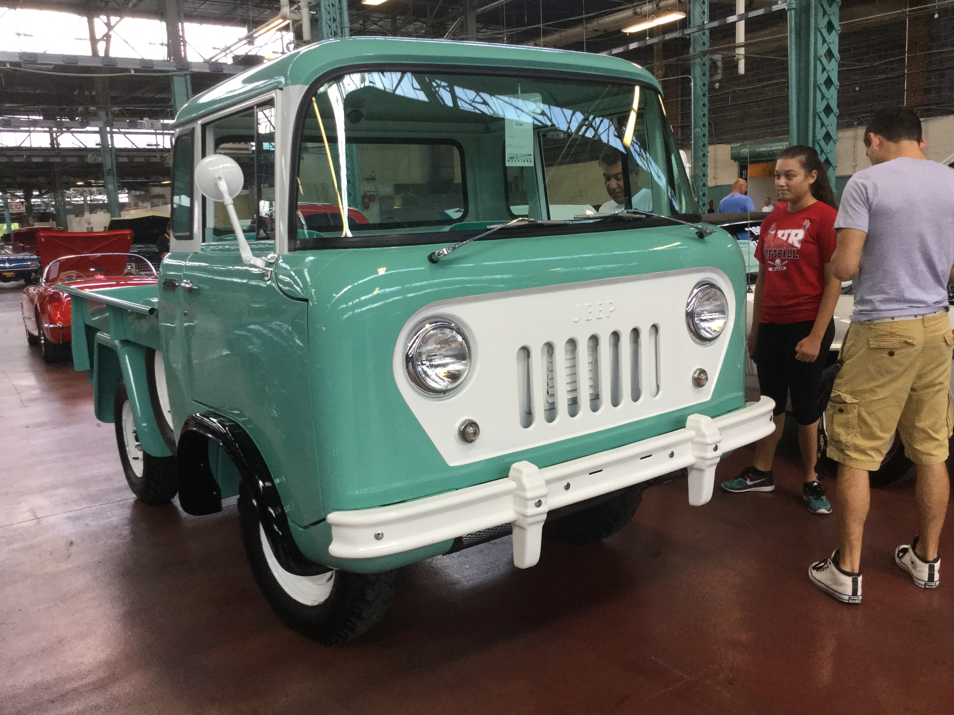 Jeep Fc For Sale >> 1961 Jeep Fc 150 1 2 Ton Values Hagerty Valuation Tool
