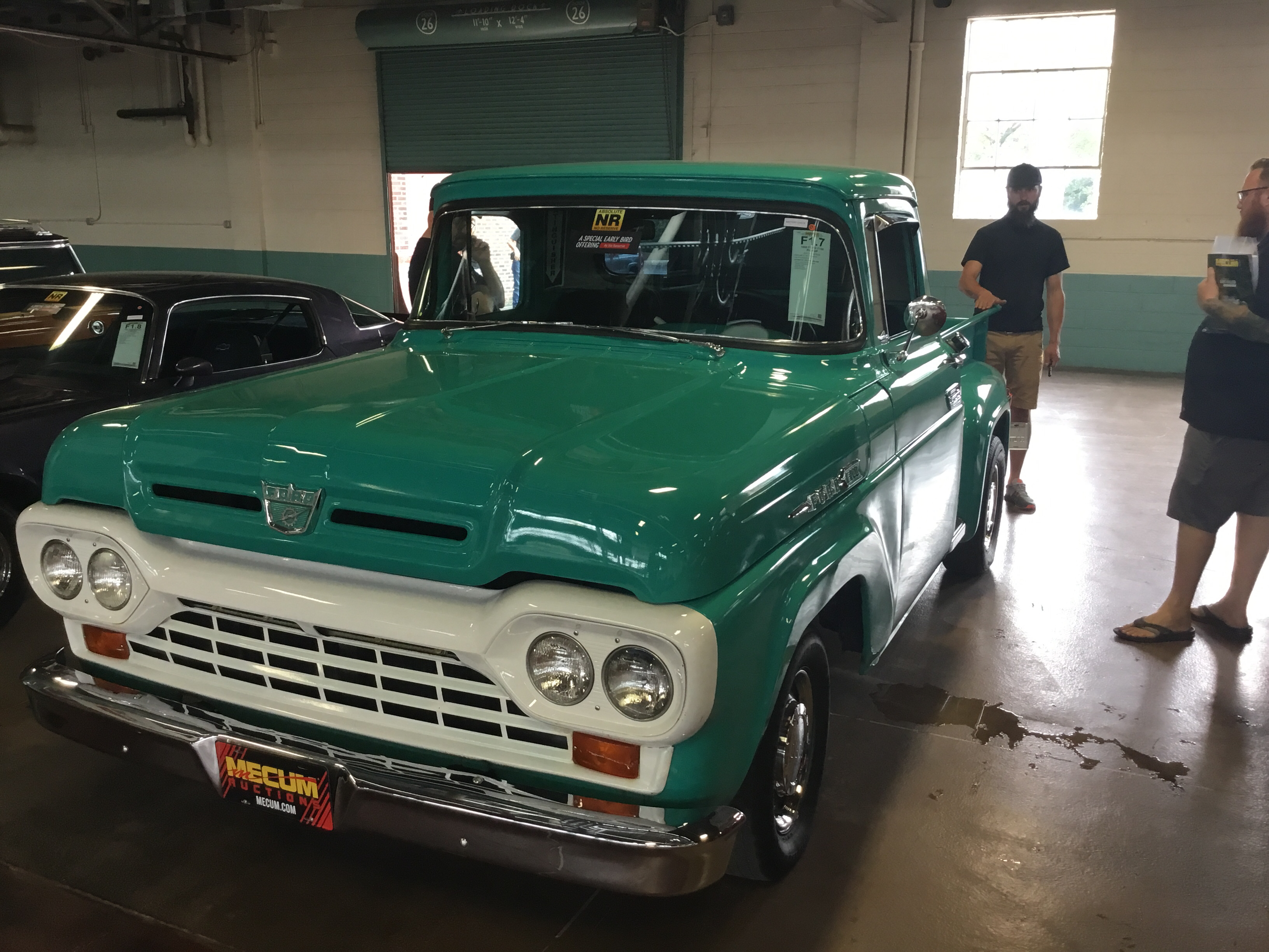 1960 Ford F 350 1 Ton Values Hagerty Valuation Tool 1955 F100 Paint Colors 100 2 Styleside Short Bed